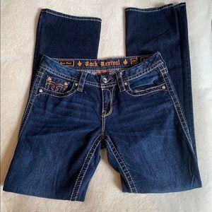 Rock Revival Alivia Denim Jeans